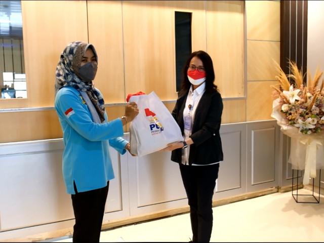 "Penggalangan ""Donasi PUPR Peduli"" dalam rangka Memperingati Hut Ke – 76 Republik Indonesia"