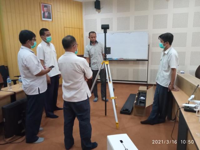 Pelatihan Pemetaan Dengan Menggunakan Drone RTK