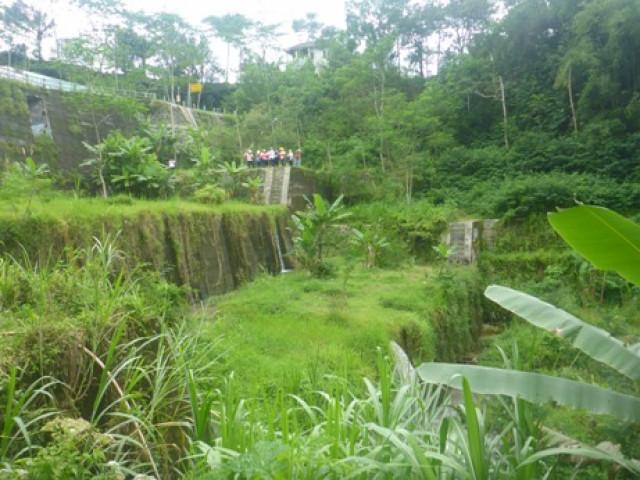 Kegiatan Survey Cepat dan Layanan Inspeksi Lingkup Kinerja Bangunan Sabo