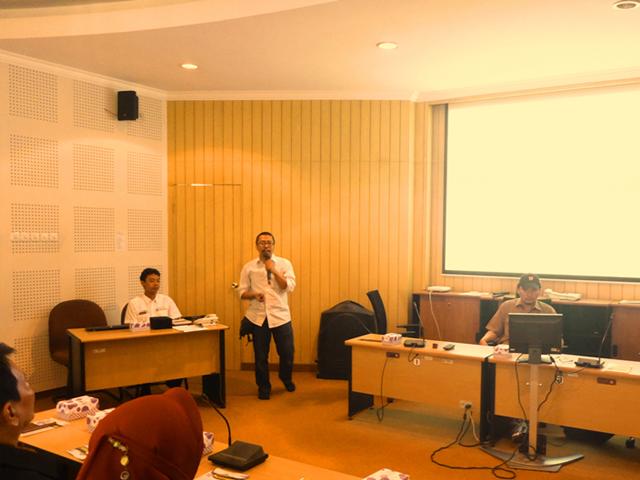 Kunjungan Kuliah Kerja Lapangan Universitas Tridinanti Palembang