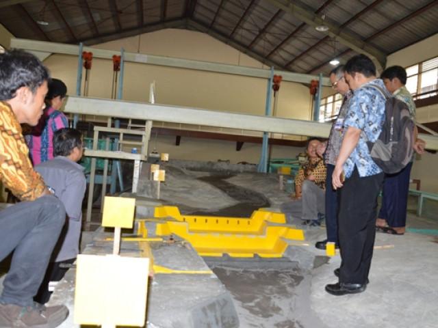 Kunjungan Dosen Fakulas Teknik Universitas Widyatama, Bandung