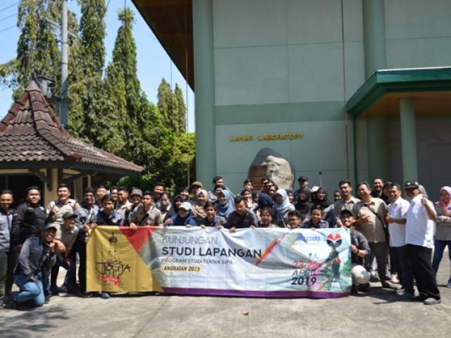 Kunjungan Mahasiswa UPI, Bandung
