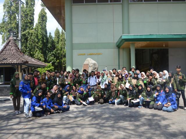 Kunjungan  Fakultas Teknologi Mineral, Universitas Pembangunan Nasional
